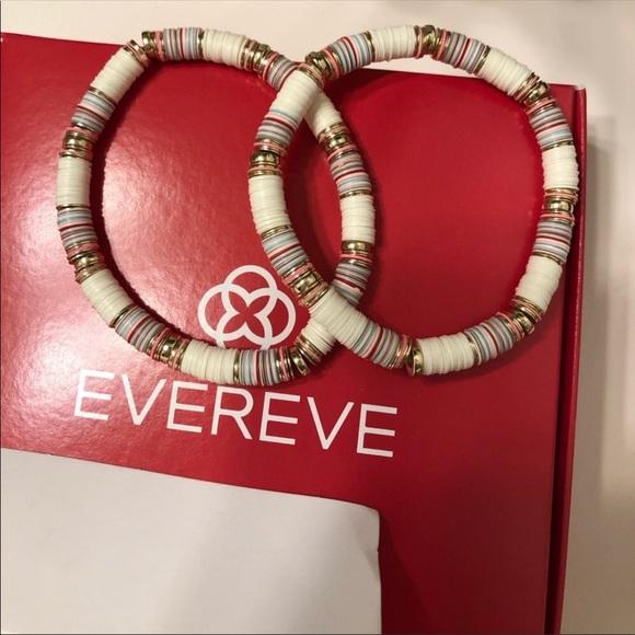 Evereve Jewelry - Evereve Rhea Stretch Bracelets